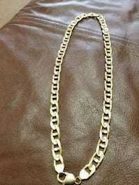 silver chain link necklace with chain link necklace Naperville