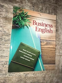 Canadian Business English 7th (seventh) edition