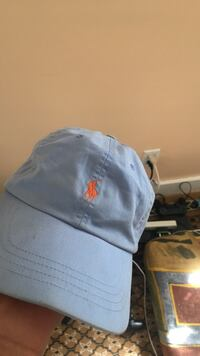 teal Polo by Ralph Lauren cap Thorold, L2H