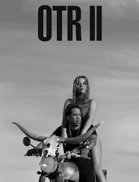 2 tickets Beyonce & Jay-Z On the Run 2 Vancouver