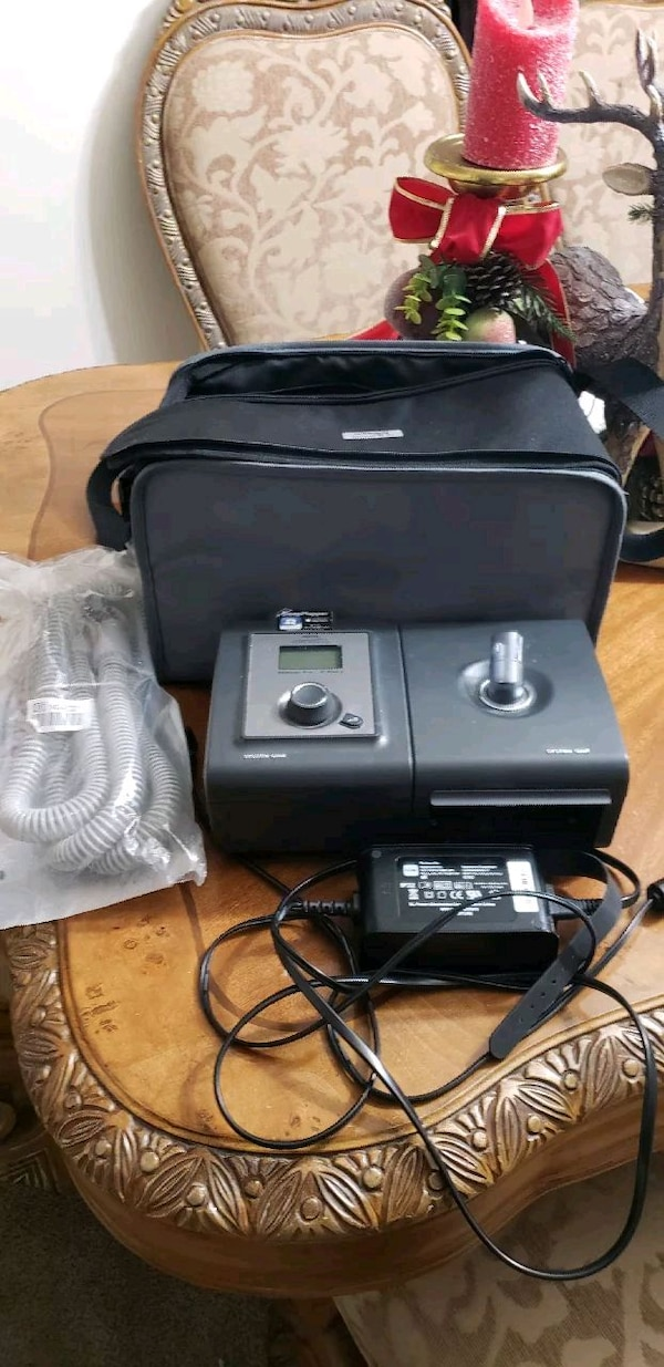 Respironics System One Auto CPAP and Humidifier
