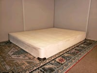 Queen boxspring - DELIVERY available San Jose, 95116