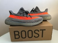 Yeezy Boost SPLY 350 V2 Belugas SIZE 8.5 Mississauga, L5A 2E9