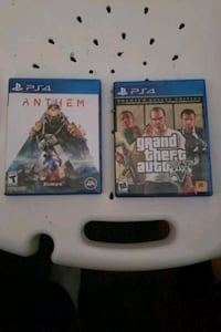 Couple of ps4 games