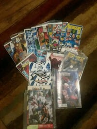 Advengers comic books Omaha, 68112