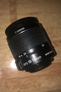 Canon Camera Lenses 18-55mm Markham, L3S 3X8