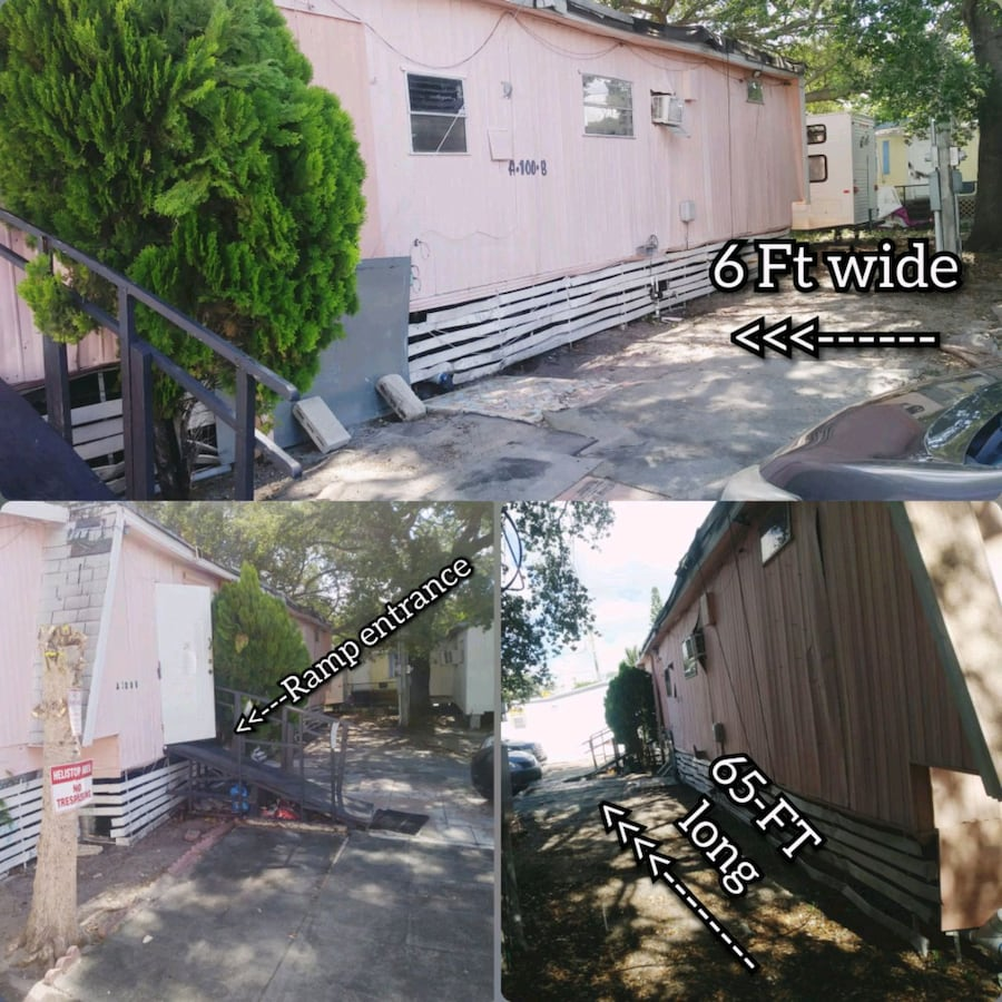 Mobile home For Sale 4+BR 3BA