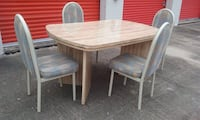 Dinning table and chairs Houston, 77042