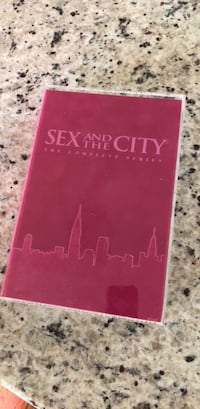 Sex and the city collection never used Franklin