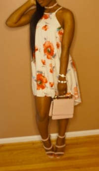 Flirty Flower Floral  Dress Fort Washington, 20744