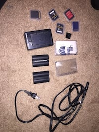 nikon camera d50 and other items (price negotiable) Graham, 27253