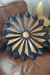 Wood star wall hanging or table centerpiece Arlington, 22204