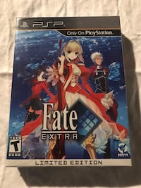 PSP Fate | Extra collectors edition  Placentia, 92870