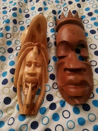 wooden carvings... Scarborough, M1R
