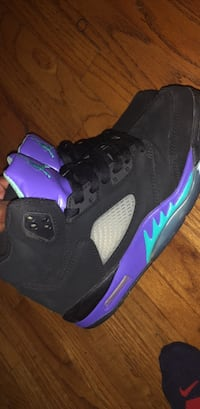 Jordan's 5s (grapes) Rex, 30273