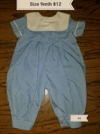 9mth boys outfit  Erath, 70533