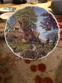 Royal Albert Decorative Plate Centreville, 20121