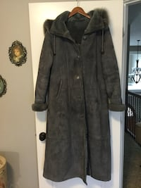 Long winter coat Clive, 50325