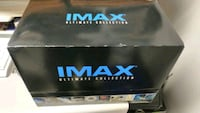 imax dvd collection a few were open rest are new  Vancouver