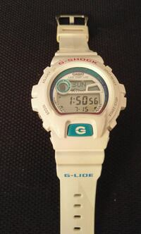 white Casio G-Shock digital watch Fall River, 02721