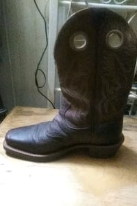 Ariat work boots  1132 mi