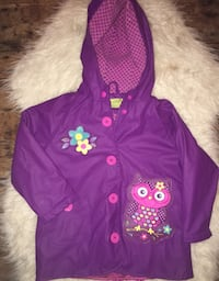 Western chief lined rain jacket coat great condition 4T Puyallup, 98375