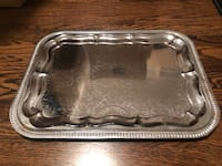 Silver Serving Tray Aurora, L4G 2T4