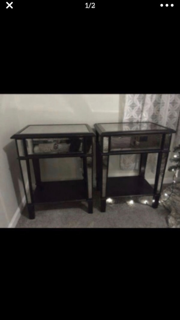 Side Tables From Pier One