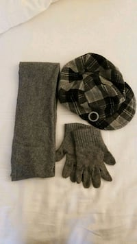 Scarf, gloves, beret Arlington, 22202