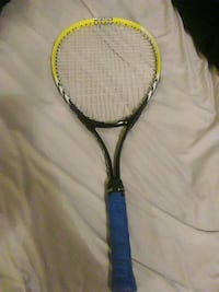 black and yellow tennis racket Roswell, 88201
