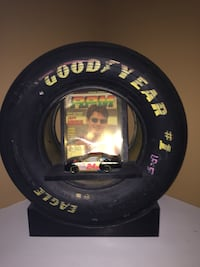 Jeff Gordon tire used in Winston Cup race Lawrenceville, 30339