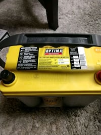 Optima battery yellow top d51r Alexandria