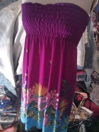 Spring dress size small