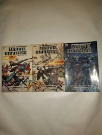 Essential The Official Handbook of the Marvel Universe Deluxe Edition