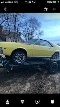 AMC - AMX - 1969 Whiteford, 21160