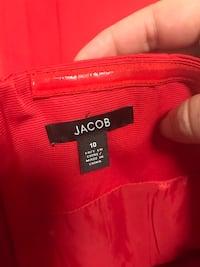 Red Jacob dress Toronto, M5A 0C7