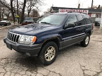 2002 Jeep Grand Cherokee Laredo/Automatic/4x4/AS IS Special Scarborough, ON M1J 3H5, Canada