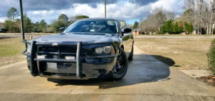 2010 Dodge Charger Police Package (Fleet)