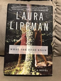 VGUC Laura Lippman - What the Dead Know Hardcover Ajax, L1T 4Z1