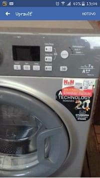 gray front-load washing machine Walsall, WS1 4DT