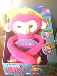 baby's pink and purple Fisher-Price bouncer Manassas, 20109