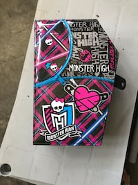 Monster High Doll box Clarksville, 37043