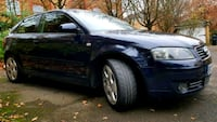 Audi - A3 - 2004 Greater London, N9 9SP