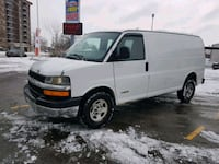 2004 Chevrolet Express 2500HD  Brampton