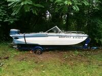 1973 Glastron boat with trailer Milton, 12547