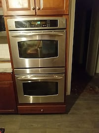 Stainless steel  double oven ge profile  Fort Mill, 29715
