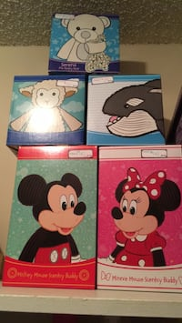 Mickey Mouse and Minnie Mouse paintings North Las Vegas, 89032