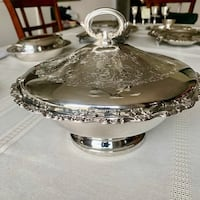 Rare Find:  Oneida Royal Provencial Silver as seen on Downton Abbey Leesburg, 20176