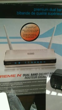 Dual Band N Router Mississauga, L5K 1K1