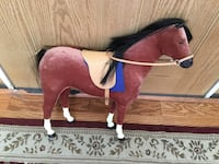 Brown horse for American girl.  Retired in 2001.  Great condition.   I have two so you can pick which you like.   Believe it is felicitous penny horse Reston, 20191